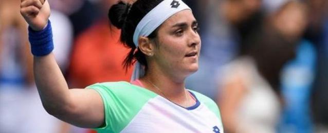 التونسية أنس جابر تتأهل إلى ربع نهائي بطولة برمنجهام البريطانية للتنس