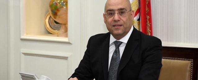 """وزير الإسكان يوافق على إنشاء جهاز تنمية """"مدينة السويس الجديدة"""" لتنمية المساحة المنضمة لولاية الهيئة"""