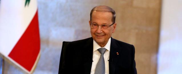 الرئيس اللبنانى: اهتمام الحكومة يرتكز على النواحى الاجتماعية ومعالجة نسب الفقر المرتفعة