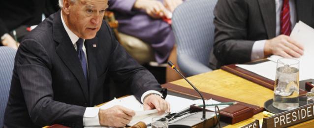 بايدن يلقي في 21 سبتمبر الجاري خطابا من على منبر الجمعية العامة للأمم المتحدة