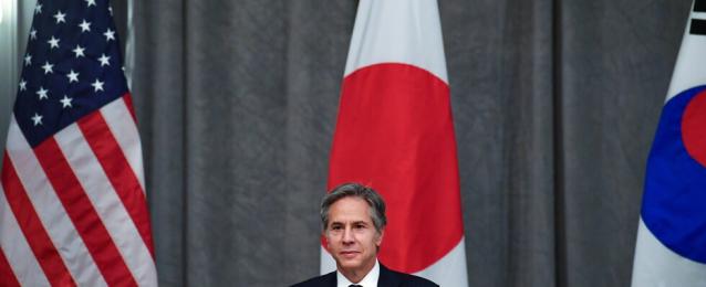 مباحثات أمريكية يابانية كورية جنوبية في طوكيو بشأن كوريا الشمالية