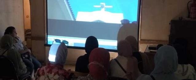 «أرض الرسالات».. عروض سينما وورش فنية في المنيا