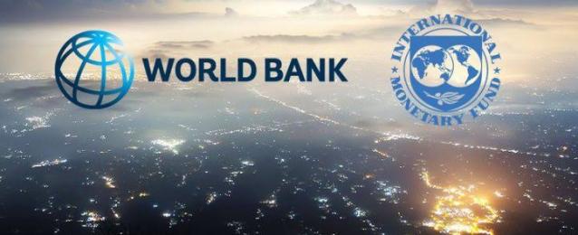 نائب وزير المالية .. فى جلسة حوارية قبيل الاجتماعات السنوية لصندوق النقد والبنك الدوليين