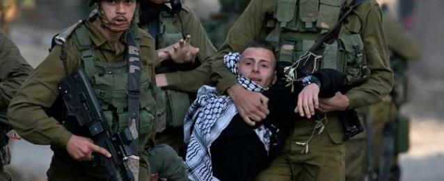قوات الاحتلال الإسرائيلى تعتقل 3 أطفال وشابًا فى القدس المحتلة