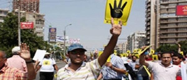 ضبط 8 عناصر إخوانية بحوزتهم قنابل وأسلحة قبل تنظيم مظاهرة بالهرم