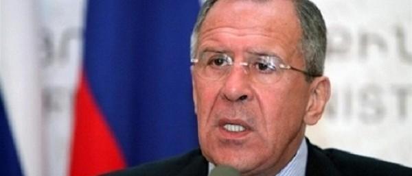 لافروف: موسكو لن تتدخل عسكريا فى أوكرانيا
