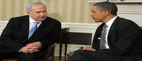 أوباما يبحث مع نتنياهو