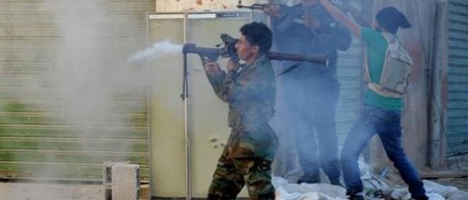 القوات الخاصة الليبية مقتل 15 جنديا بقوات الصاعقة جراء اشتباكات بنغازي
