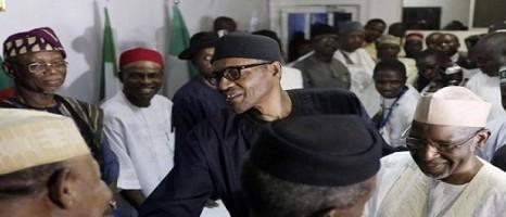 بخاري يفوز في الانتخابات النيجيرية بفارق 2,57 مليون صوت