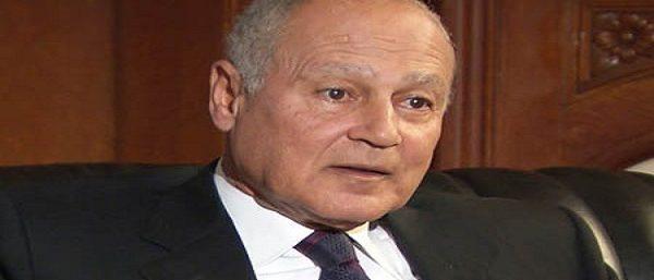 أبو الغيط يؤكد محورية دور الجامعة العربية في التعامل مع تطورات الشأن الليبي