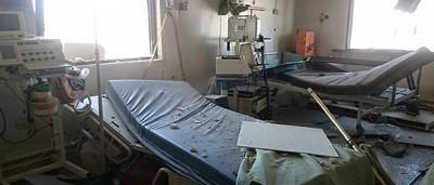 أطباء بلا حدود: الحرب في سوريا سباق نحو الهاوية