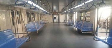تشغيل قطار مكيف بالخط الأول للمترو