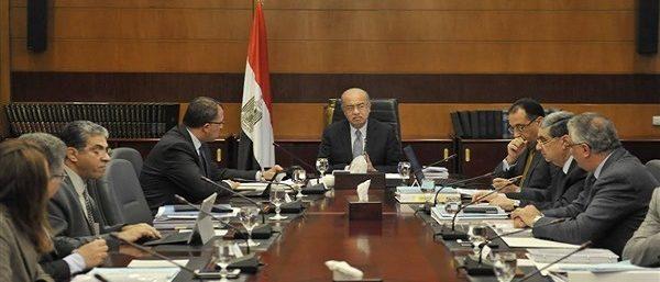 """""""الوزراء"""" يوافق على 6 مشروعات قوانين للاستكشاف بالصحراء الغربية"""