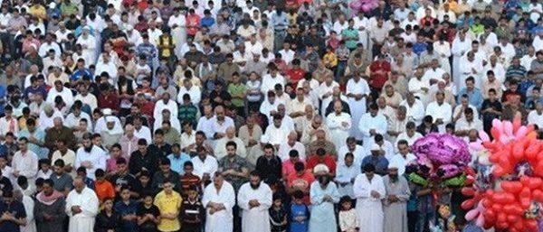 371 ساحة لصلاة العيد بمحافظة القاهرة